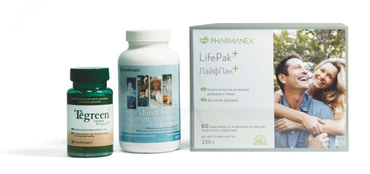 набор для жизни pharmanex
